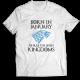 Тениска с щампа Born in January to rule the Seven Kingdoms Stark