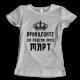 Тениска с щампа Принцесите са родени през МАРТ
