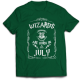 Тениска с щампа Wizards July HP