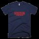 Тениска с щампа Stranger Things