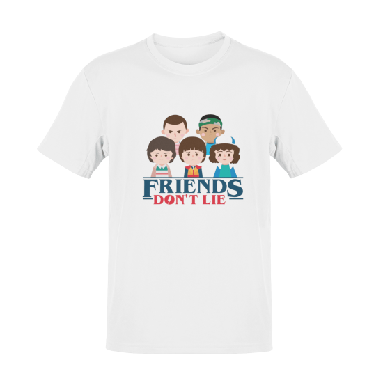 Friends Don't Lie Heroes | Stranger Things
