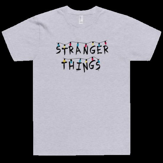 Тениска с щампа Stranger Things 2