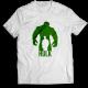 Тениска с щампа HULK
