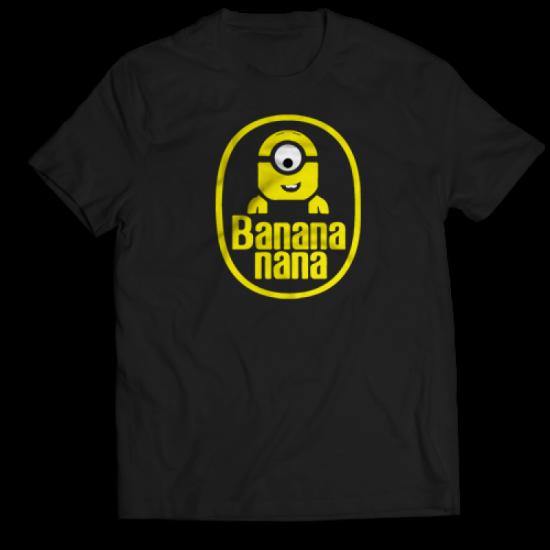 Тениска с щампа MINION BANANA