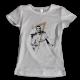 Тениска с щампа Cristiano Ronaldo
