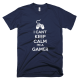 Тениска с щампа I can't keep calm I'm a Gamer