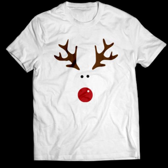 Тениска с щампа RODOLPH