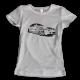 Тениска с щампа BMW