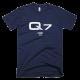 Тениска с щампа Audi Q7
