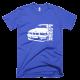 Тениска с щампа BMW Power