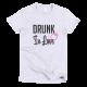 Тениска с щампа Drunk in Love