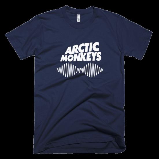 Тениска с щампа Arctic Monkeys