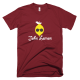Тениска с щампа John Lemon