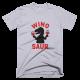 Тениска с щампа Winosaur