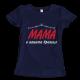 Тениска с щампа   МАМА Е НАШАТА КРАЛИЦА