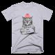 Тениска с щампа Christmas tree Killer