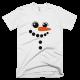 Тениска с щампа  Snowman