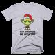 Тениска с щампа May Christmas be with you