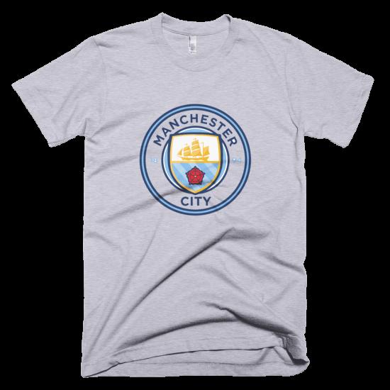 Тениска с щампа Manchester City