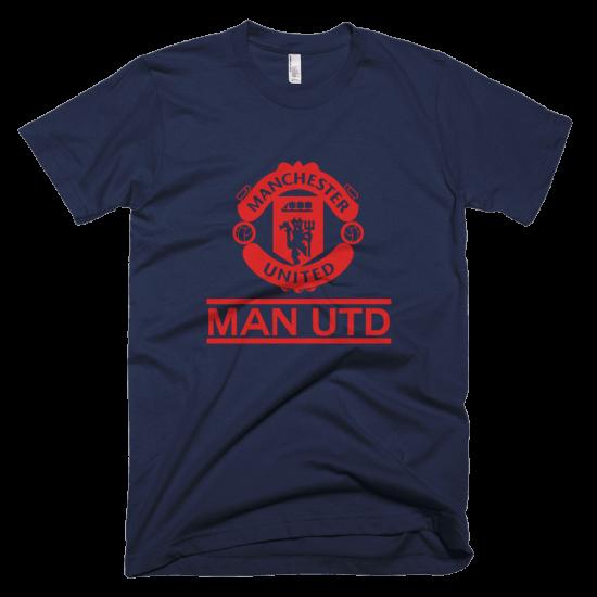 Тениска с щампа Manchester United