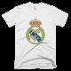 Тениска с щампа Real Madrid logo
