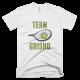 Тениска с щампа Team Grisho