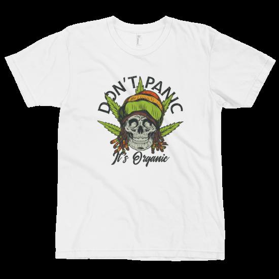 Тениска с щампа Don't Panic it's Organic