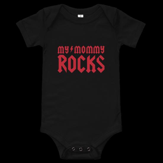 Бебешко боди My mommy rocks