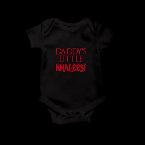 Бебешко боди Daddy's little Khaleesi