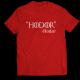 Mъжкa тениска с щампа HODOR