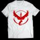 Тениска с щампа на Pokémon Go - Valor