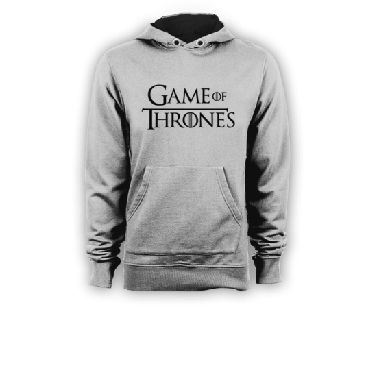 Суичър с щампа Game of Thrones