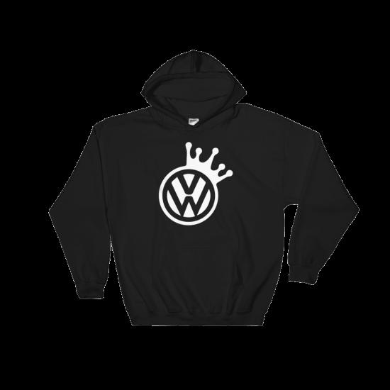 Суичър с щампа Volkswagen Crown