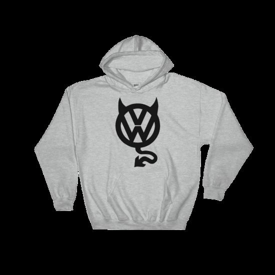 Суичър с щампа Volkswagen Devil
