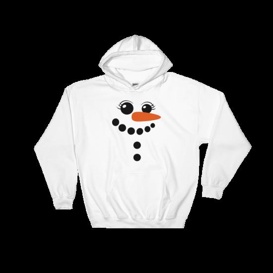 Суичър с щампа  Snowman
