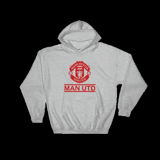 Суичър с щампа Manchester United