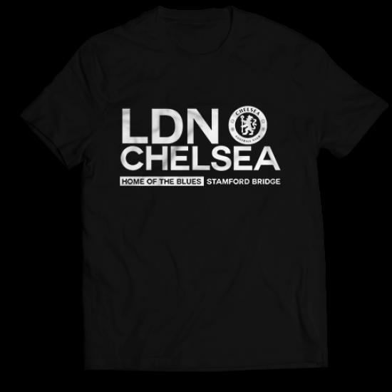 Тениска с щампа  CHELSEA FOOTBALL CLUB