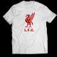 Тениска с щампа LIVERPOOL