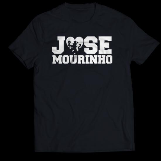 Мъжкa тениска с щампа  JOSE MOURINHO CHELSEA