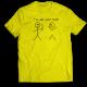 Тениска с щампа I'VE GOT YOUR BACK