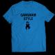 Тениска с щампа GANGNAM STYLE