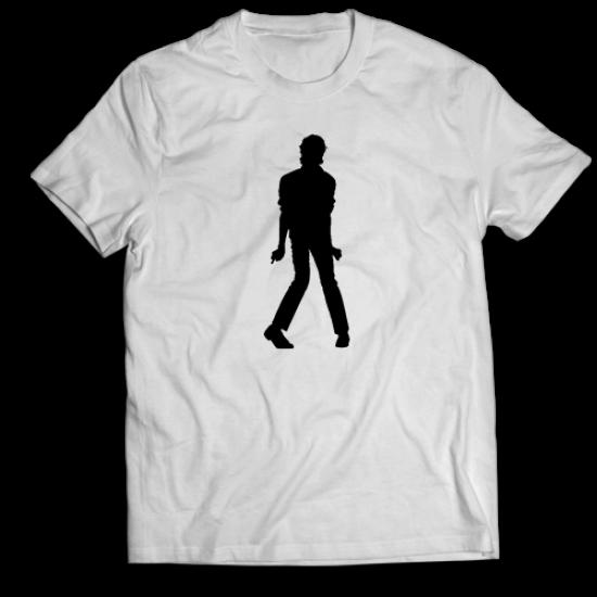 Тениска с щампа MICHAEL JACKSON