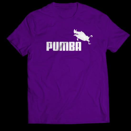 Тениска с щампа PUMBA