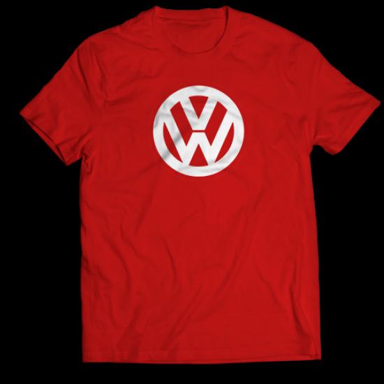 Тениска с щампа Volkswagen
