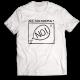 Тениска с щампа ARE YOU NORMAL