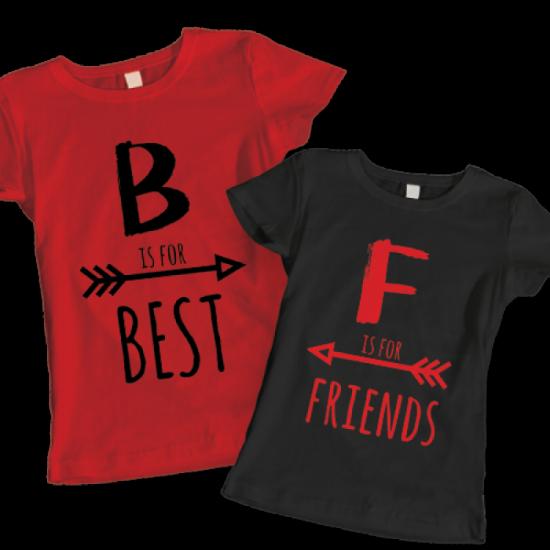 Тениски за тях - Best Friends