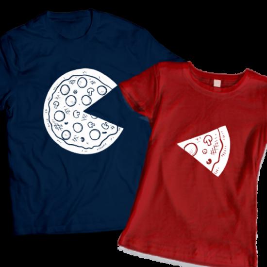Тениски за тях - Pizza Love