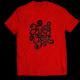 Тениска с щампа F#CK YOU