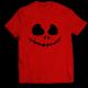 Тениска с щампа HALLOWEEN