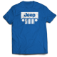 Тениска с щампа Jeep